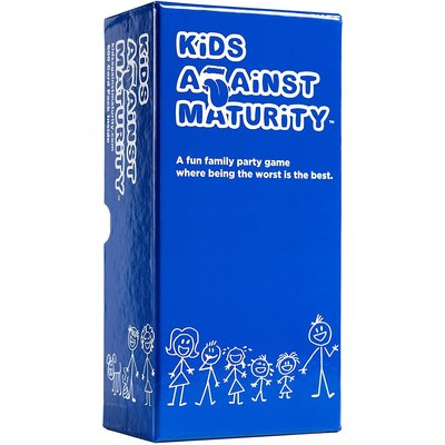 KIDS AGAINST MATURITY KIDS AGAINST MATURITY CARD GAME