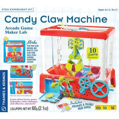THAMES & KOSMOS CANDY CLAW MACHINE