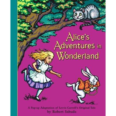 SIMON AND SCHUSTER ALICE'S ADVENTURES IN WONDERLAND