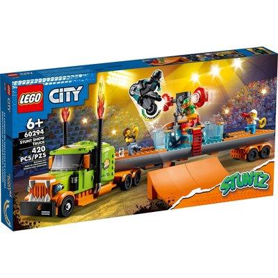 LEGO STUNT SHOW TRUCK