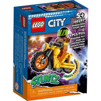 LEGO DEMOLITION STUNT BIKE
