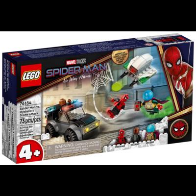 LEGO SPIDER-MAN VS. MYSTERIO'S DRONE ATTACK