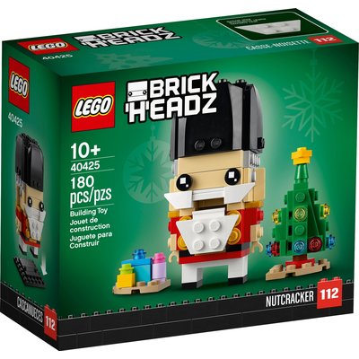 LEGO BRICKHEADZ NUTCRACKER