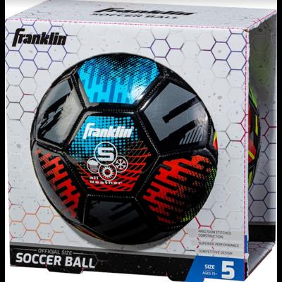 FRANKLIN MYSTIC SERIES SOCCER BALL