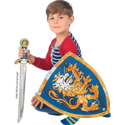 LION TOUCH NOBLE KNIGHT SWORD BLUE