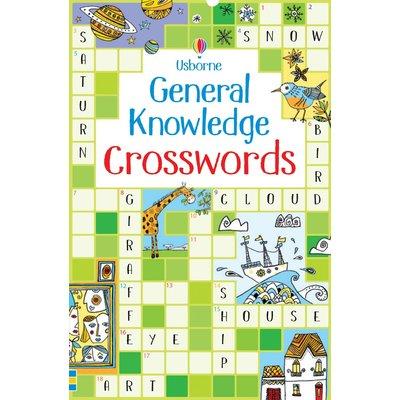 EDC PUBLISHING GENERAL KNOWLEDGE CROSSWORDS