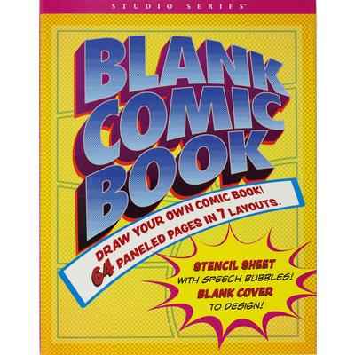 PETER PAUPER BLANK COMIC BOOK