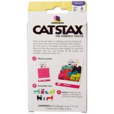 CEACO/ BRAINWRIGHT/ GAMEWRIGHT CAT STAX PURRFECT PUZZLE