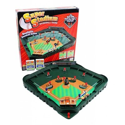 EPOCH EVERLASTING PLAY SUPER STADIUM BASEBALL GAME