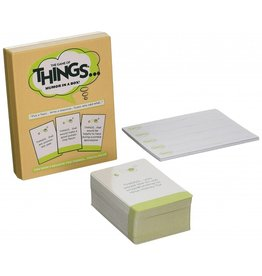 PLAYMONSTER GAME OF THINGS CARDS
