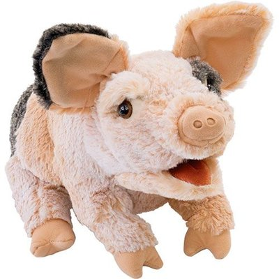 FOLKMANIS INC GRUNTING PIG PUPPET