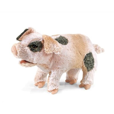 FOLKMANIS INC GRUNTING PIG PUPPET