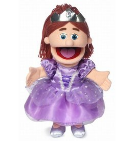 SILLY PUPPETS PRINCESS PUPPET 14""