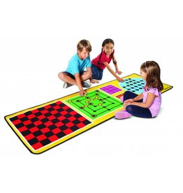 MELISSA AND DOUG 4 IN 1 GAME RUG M & D**