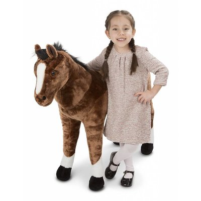 MELISSA AND DOUG LARGE HORSE
