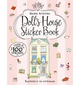 EDC PUBLISHING DOLL'S HOUSE STICKER BOOK