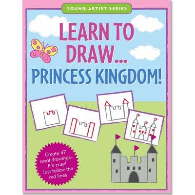 PETER PAUPER LEARN TO DRAW PRINCESS KINGDOM!*