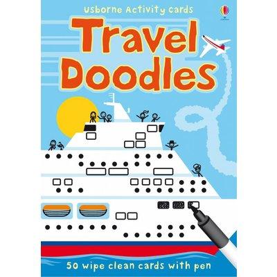 EDC PUBLISHING TRAVEL DOODLES ACTIVITY CARDS