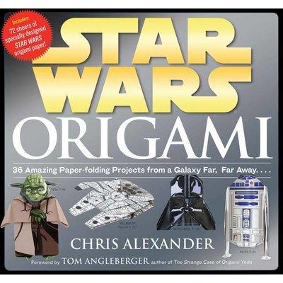 WORKMAN PUBLISHING STAR WARS ORIGAMI