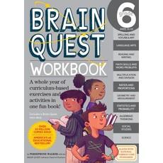 WORKMAN PUBLISHING BRAIN QUEST WORKBOOK GRADE 6