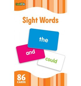 STERLING PUBLISHING SIGHT WORDS FLASHCARDS FLASH KIDS