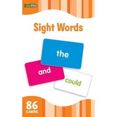 STERLING PUBLISHING SIGHT WORDS FLASHCARDS FLASH KIDS