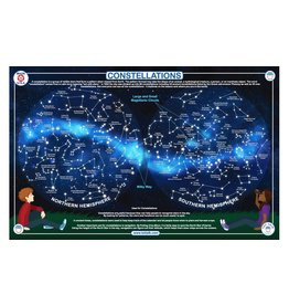 TOT TALK CONSTELLATIONS PLACEMAT
