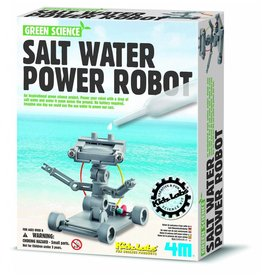 TOYSMITH SALT POWERED ROBOT*