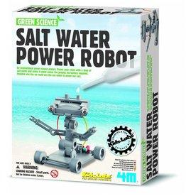 TOYSMITH SALT WATER POWER ROBOT
