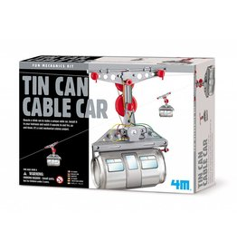 TOYSMITH TIN CAN CABLE CAR*