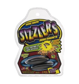 JA-RU SONIC SOUND SIZZLERS NOISE MAGNETS