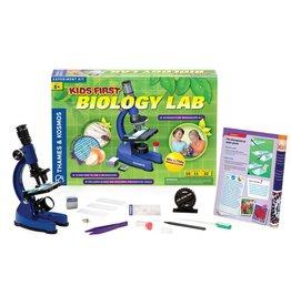 THAMES & KOSMOS KIDS FIRST BIOLOGY LAB