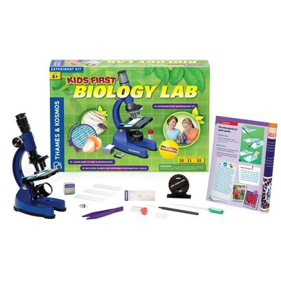 THAMES & KOSMOS KIDS FIRST BIOLOGY LAB