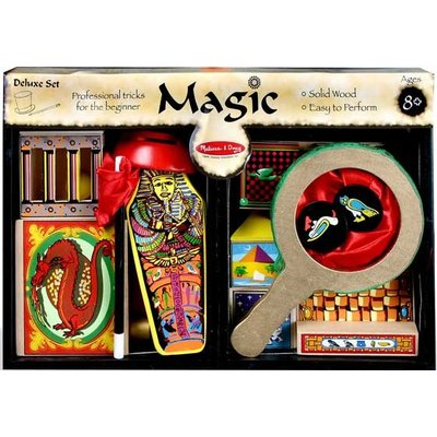MELISSA AND DOUG DELUXE MAGIC SET M & D