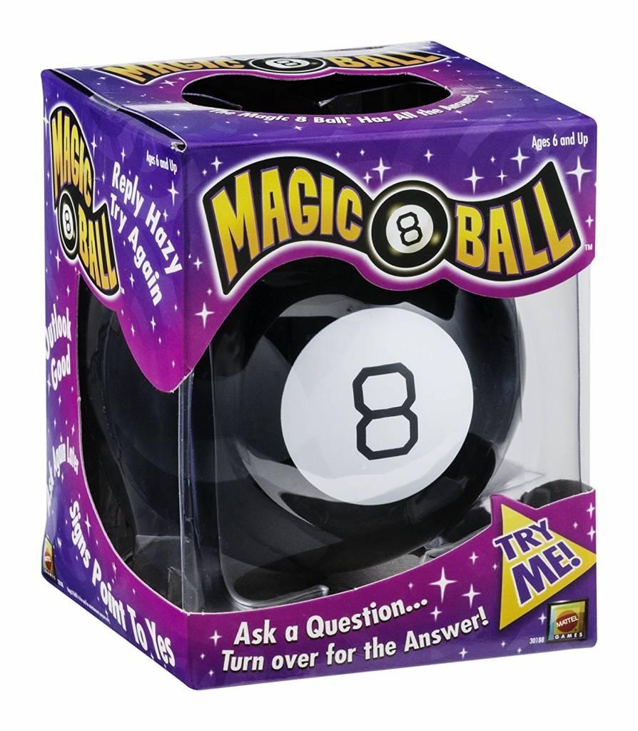 MATTEL MAGIC 8 BALL - THE TOY STORE f8a4d006fa60
