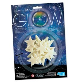 TOYSMITH GLOW IN THE DARK STARS