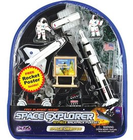 WOW TOYZ SPACE ORBITER BACKPACK