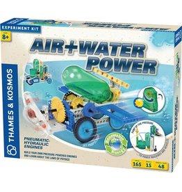THAMES & KOSMOS AIR & WATER POWER