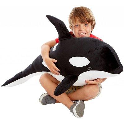 MELISSA AND DOUG ORCA WHALE LARGE