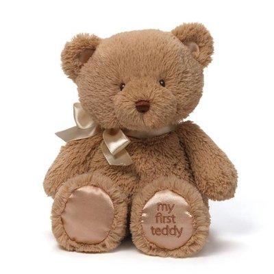 GUND MY FIRST TEDDY