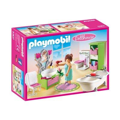 PLAYMOBIL VINTAGE BATHROOM