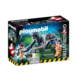 PLAYMOBIL GHOSTBUSTERS VENKMAN AND TERROR DOGS PLAYMOBIL