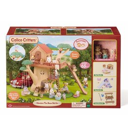 CALICO CRITTERS TREE HOUSE GIFT SET CALICO CRITTERS