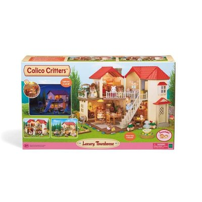 CALICO CRITTERS LUXURY TOWNHOME CALICO CRITTERS*