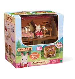 CALICO CRITTERS COZY COTTAGE STARTER HOME CALICO CRITTERS