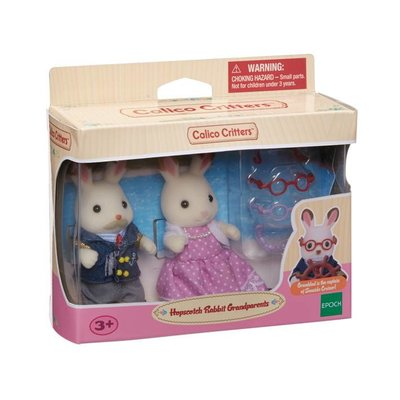 CALICO CRITTERS HOPSCOTCH RABBIT GRANDPARENTS CALICO CRITTERS**
