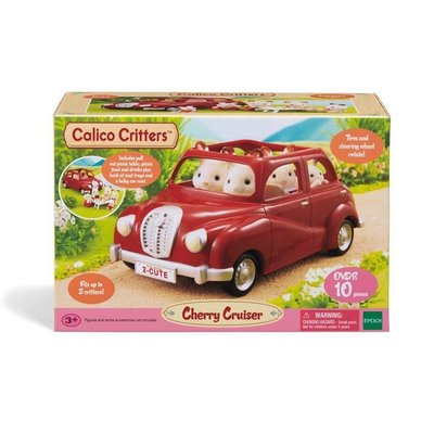 CALICO CRITTERS CHERRY CRUISER CALICO CRITTERS*