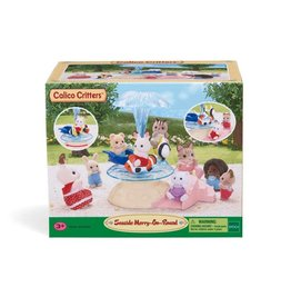 CALICO CRITTERS SEASIDE MERRY GO ROUND CALICO CRITTERS**