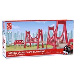 HAPE EXTENDED DOUBLE SUSPENSION BRIDGE*