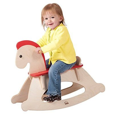 HAPE GROW WITH ME ROCKING HORSE